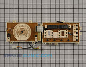 User Control and Display Board - Part # 1586286 Mfg Part # 6871ER2019H
