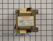 High Voltage Transformer - Part # 254748 Mfg Part # WB27X1168