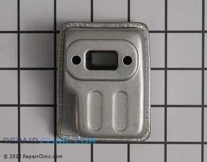 Muffler 14581011520 Main Product View