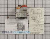 Gas Valve Assembly - Part # 2681481 Mfg Part # 265-45510-02