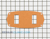 Gasket - Part # 2233545 Mfg Part # 6691701