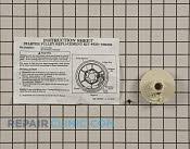 Recoil Starter Pulley - Part # 1987575 Mfg Part # 530069289