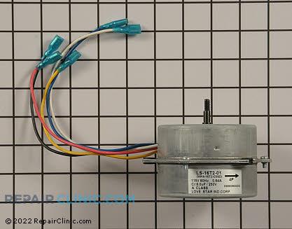 Fan Motor AC-4550-179     Main Product View