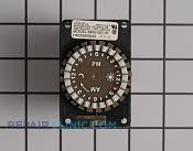 Timer - Part # 2380993 Mfg Part # HK25SK004