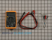 Digital Multimeter is an economical solution to your everyday electrical & temperature measurement needs