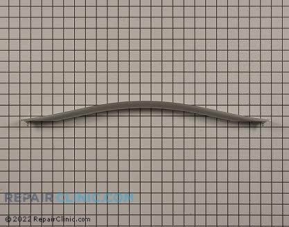 how to fix whirlpool oven door handle