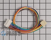 air handler wire receptacle wire connector wire harness from wire harness part 3355429 mfg part 45 24258 09