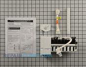 Refrigerator icemaker kit