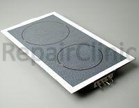 Radiant Element Cartridge - Designer Line. White frame.
