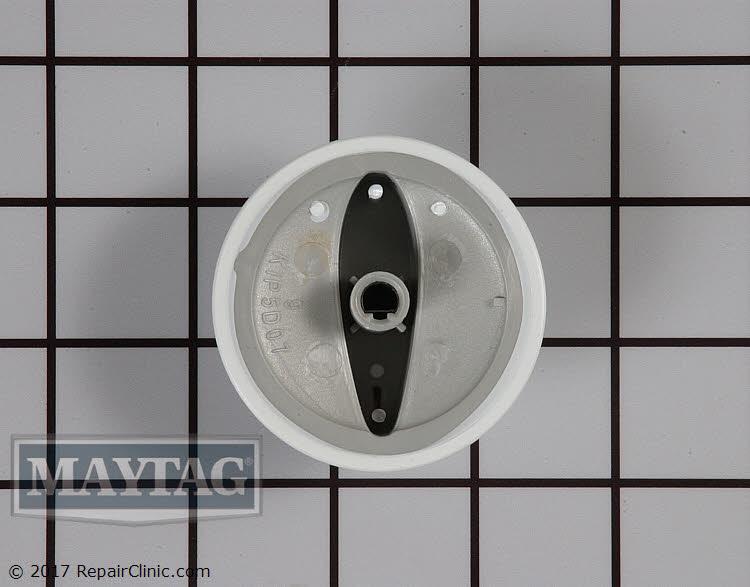 Whirlpool WP74011276 Range Burner Knob 74011276 NEW OEM