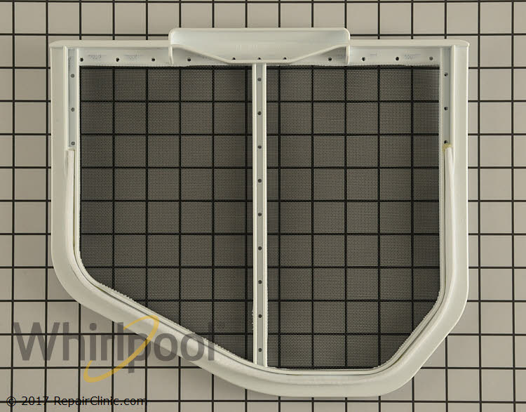 Dryer lint filter - Item Number W10120998