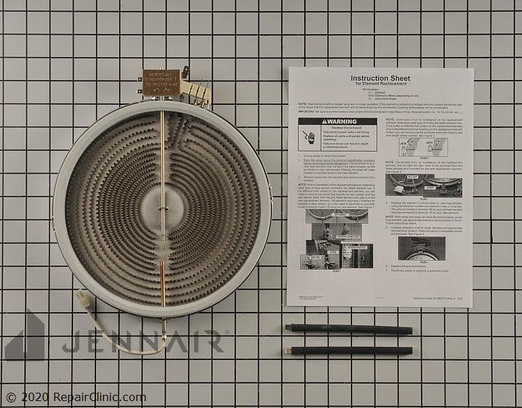 Genuine JENN-AIR Range Oven,Surface Element 2200W # 71001424 74005477 W10823707