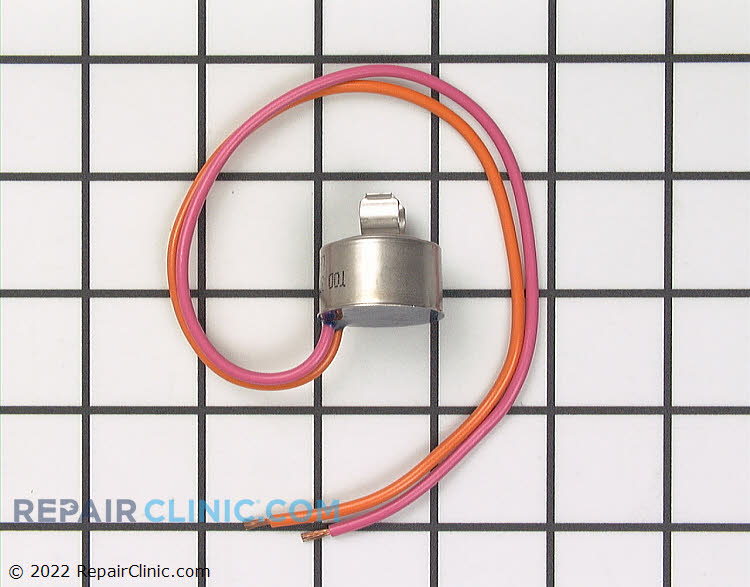 Defrost thermostat WR50X122