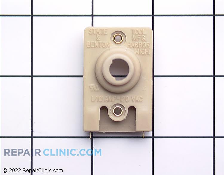 Gas stove burner switch