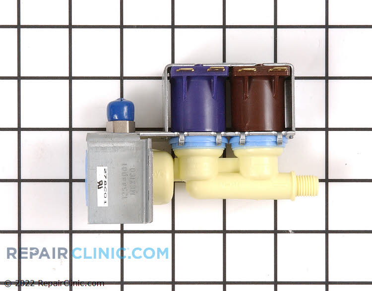 Water Inlet Valve WP12544001 Alternate Product View
