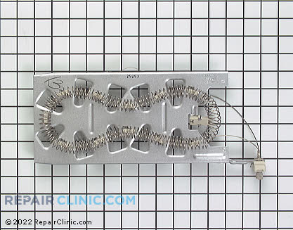 Heating Element Assembly 3387747 00558045 kenmore 90 series elec dryer not heating kenmore 90 series dryer heating element wiring diagram at soozxer.org
