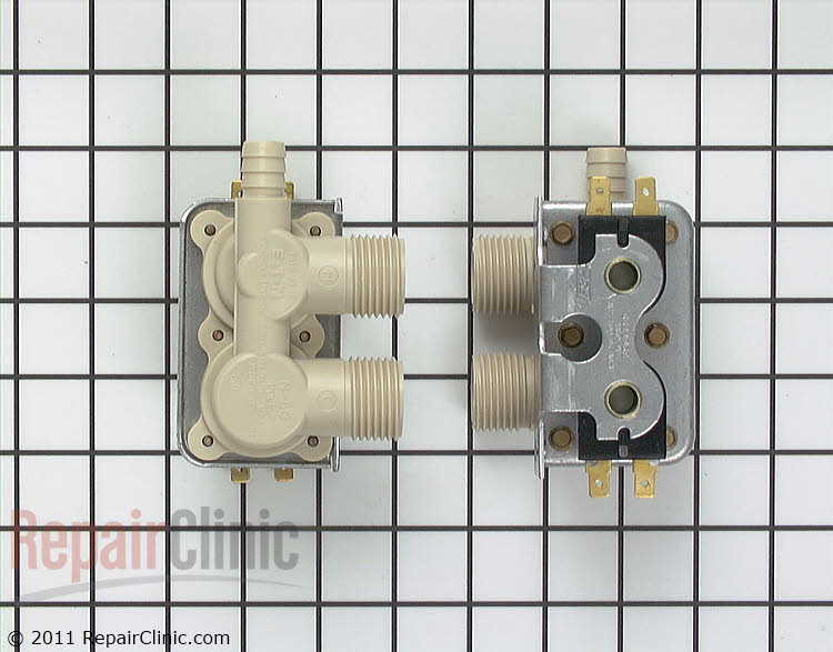 Water Inlet Valve WP3967755 Alternate Product View