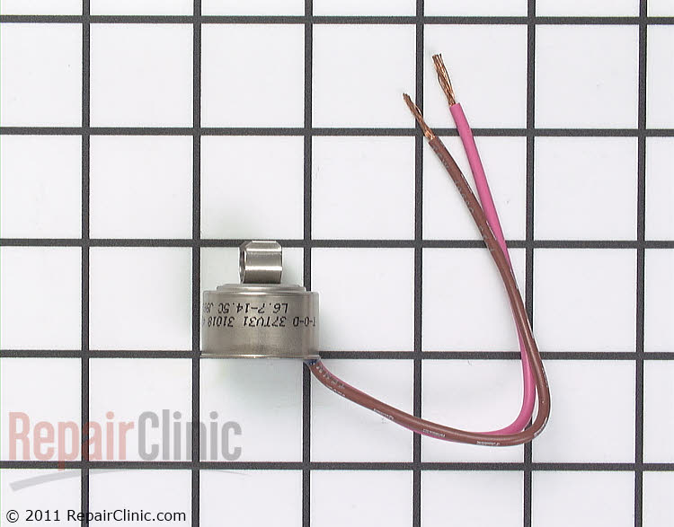 Defrost Thermostat WP4387490 Alternate Product View