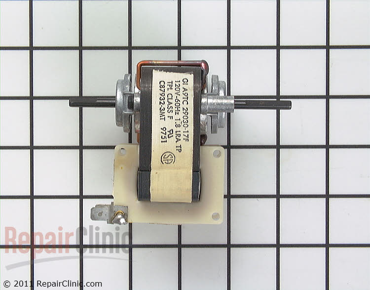 Exhaust Fan Motor C8793203 Alternate Product View