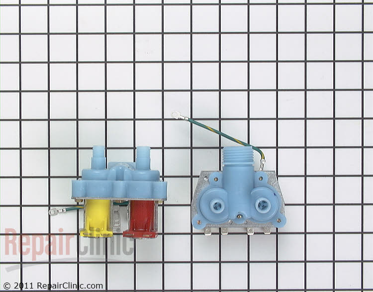 Water Inlet Valve W10245172 Alternate Product View
