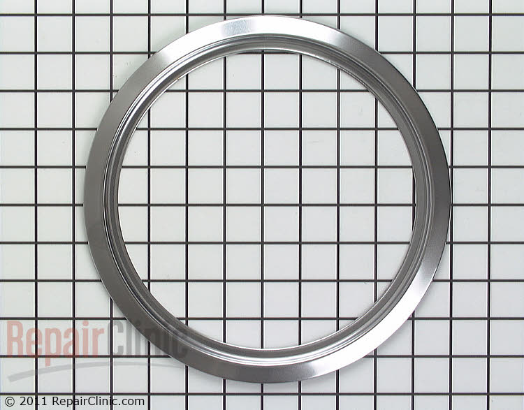 8 Inch Burner Trim Ring WB31X5014 Alternate Product View