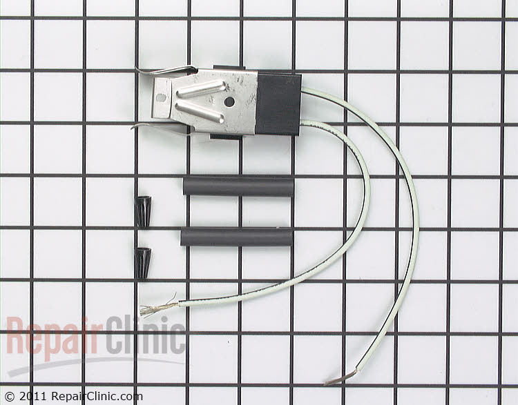 Element Receptacle and Wire Kit WB17X5121 Alternate Product View