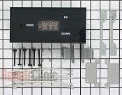 Mechanical Clock and Timer - Part # 3595 Mfg Part # WB19X10006