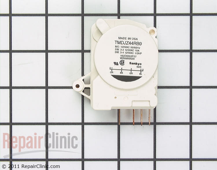 Defrost Timer WR9X520         Alternate Product View