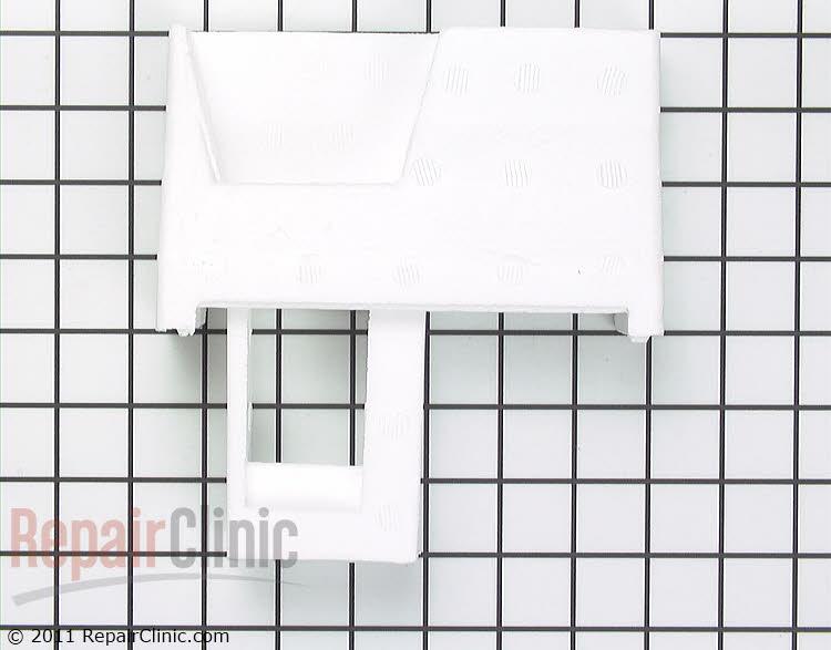 Styrofoam duct insulation insert