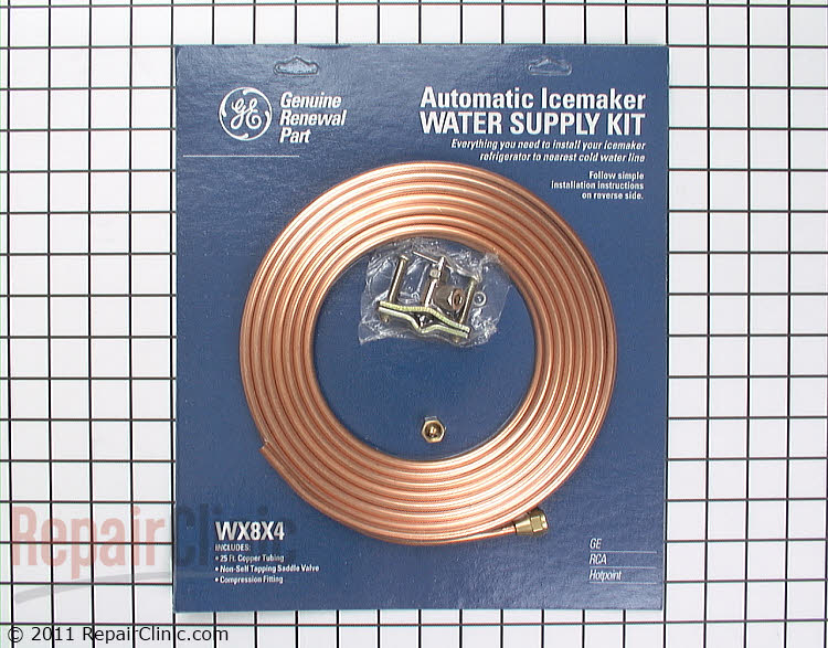 Water Line Installation Kit WX8X4           Alternate Product View