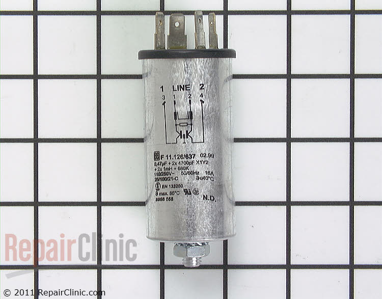 Capacitor 8058558 Alternate Product View