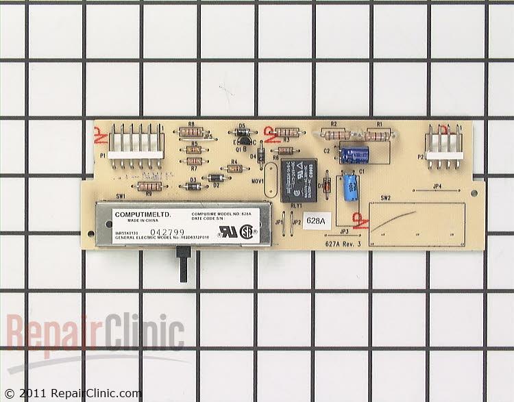 Dispenser Control Board WR55X130        Alternate Product View