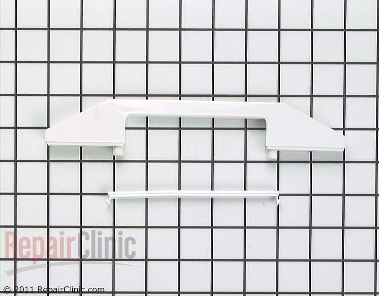 Door handle assembly, white
