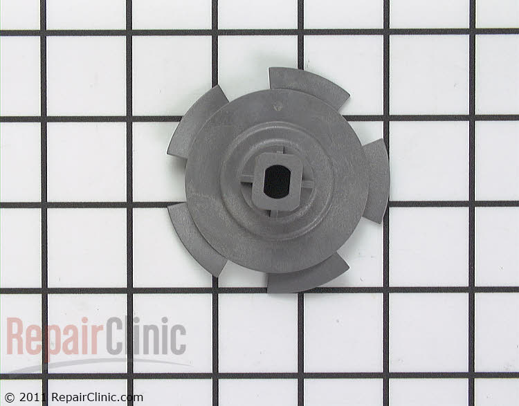 Drain Impeller WP902875 Alternate Product View