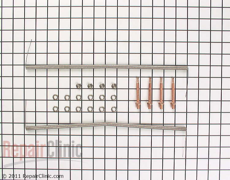 Heating Element WE11X260 Alternate Product View