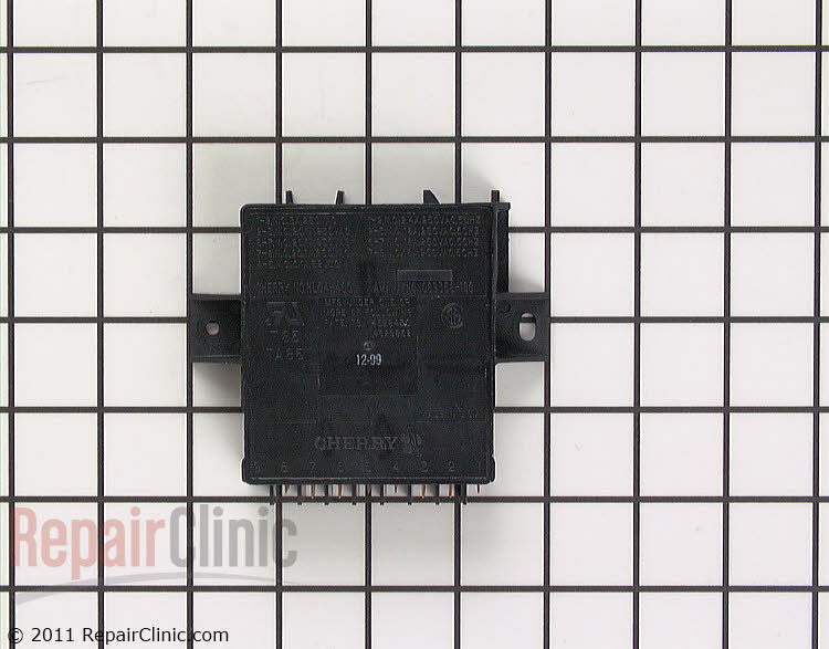 Interlock Switch C8935801 Alternate Product View