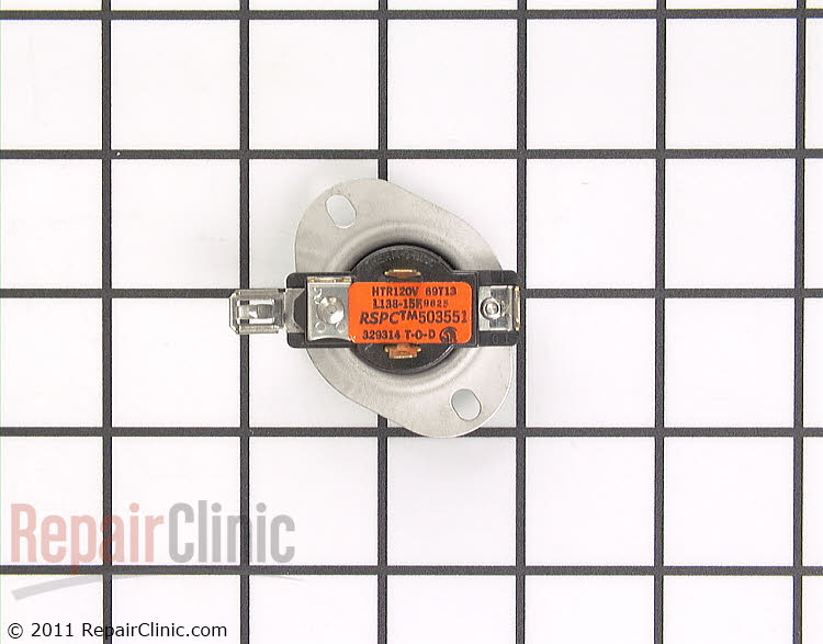 Cycling Thermostat 503551          Alternate Product View