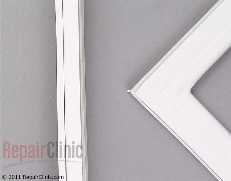 Freezer door gasket , 14-1/2 X 61 inches