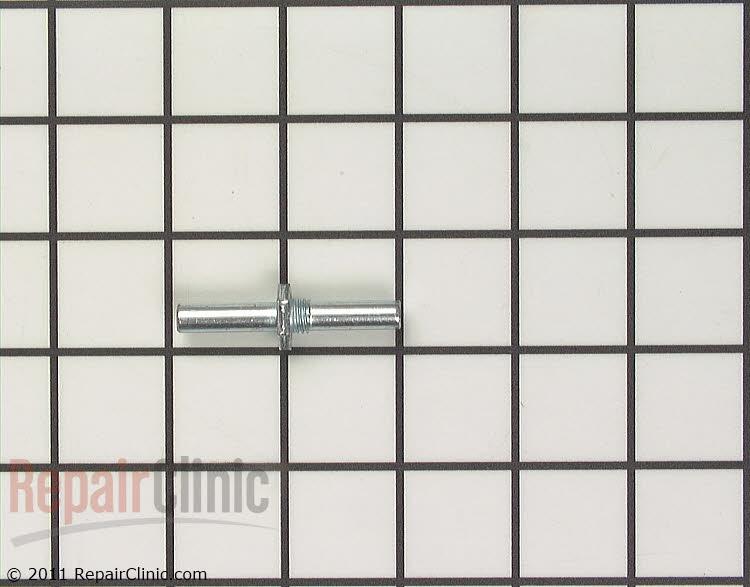 Center hinge pin