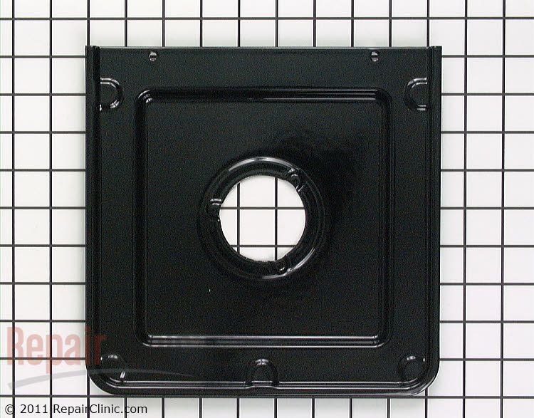 Burner Drip Pan 316011415 Alternate Product View