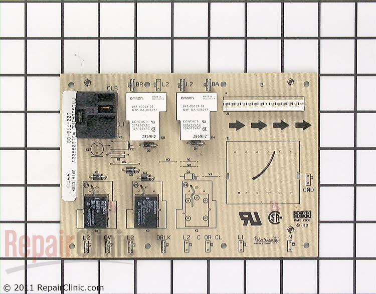 Relay Board 318022001 Alternate Product View