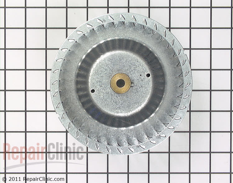 Blower Wheel WPY707985 Alternate Product View