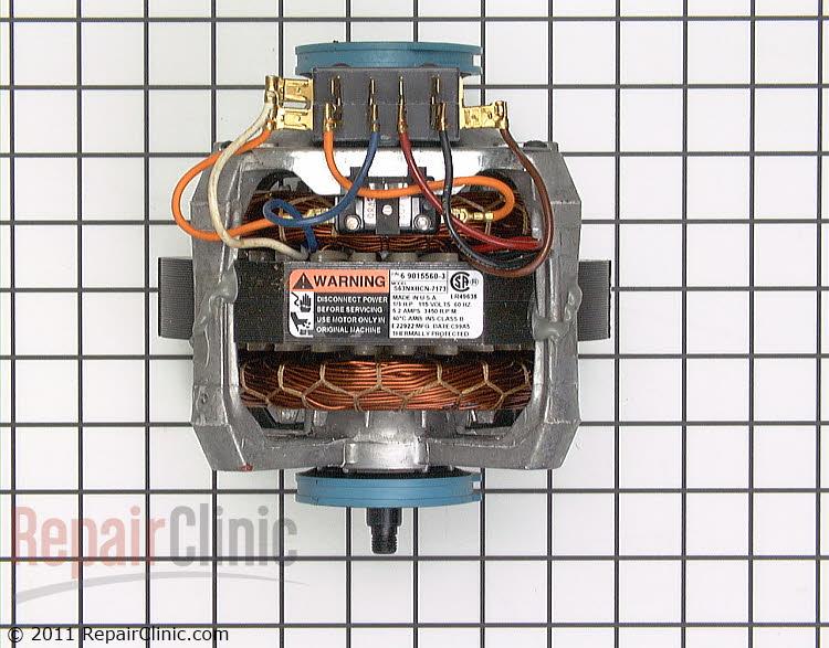 Circulation and Drain Pump Motor 901556          Alternate Product View