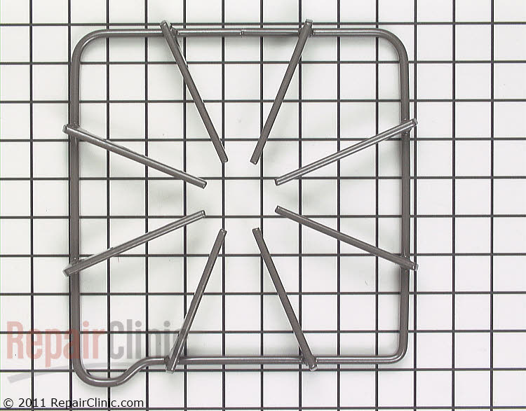 Burner Grate WP7518P465-60 Alternate Product View