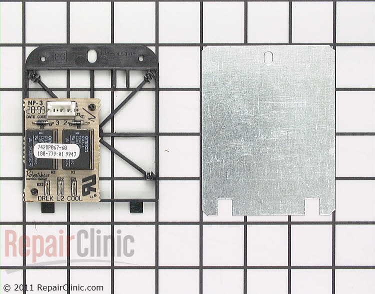 Relay Board 12001690A Alternate Product View