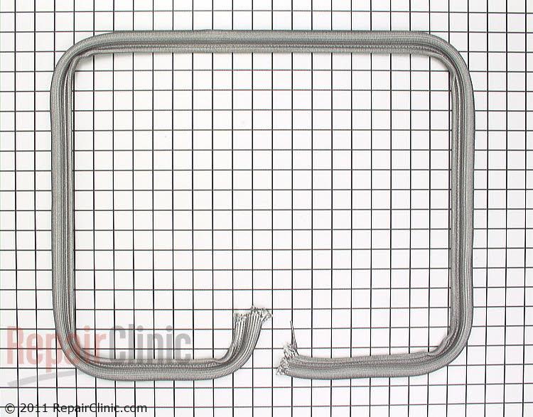 Door Gasket WP701650 Alternate Product View