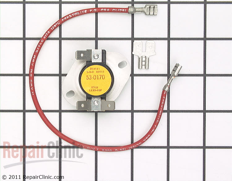 High Limit Thermostat LA-1035 Alternate Product View
