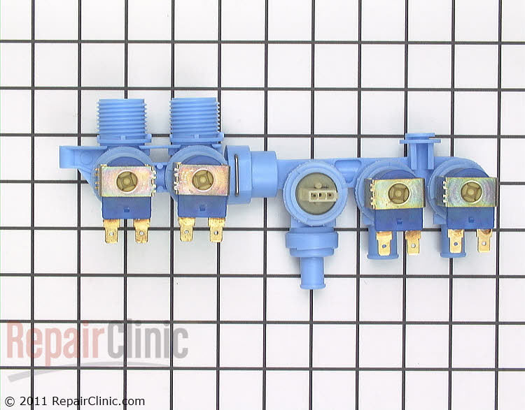 Water Inlet Valve WP22002437 Alternate Product View