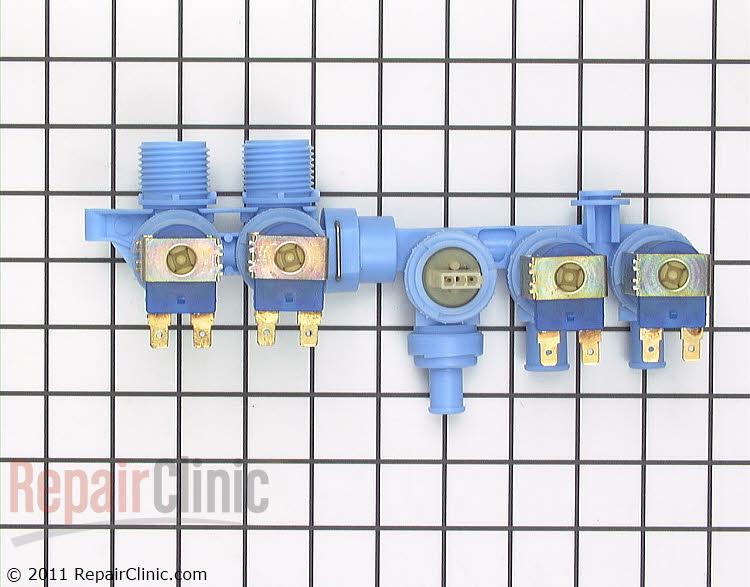Maytag Neptune washer water inlet valve