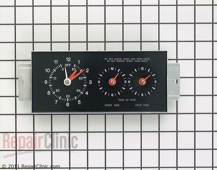 Mechanical Clock and Timer 661458 Alternate Product View